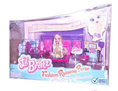 Amazon.com: Lil Bratz Fashion Runway Purse Playset - Cloe: Toys & Games