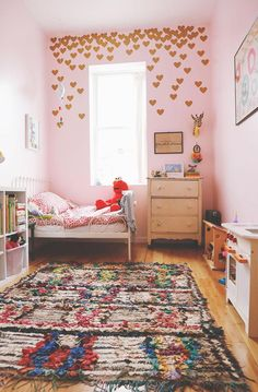 A girl's room to fall in love with.