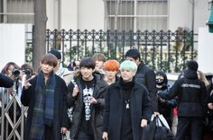 151204 BTS arriving at Music Bank by KpopMap #musicbank, #kpopmap, #kpop, #BTS, #kpopmap_BTS, #kpopmap_151204