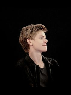 """In general I'm quite a shy person. I mean, I'm sociable but I'm not the loud person at a party. Many people on the cast will say that I keep quite quiet and then I come out and say something that has the whole cast laughing. I don't even intend it to be funny."" (x) commandernewt tumblr"