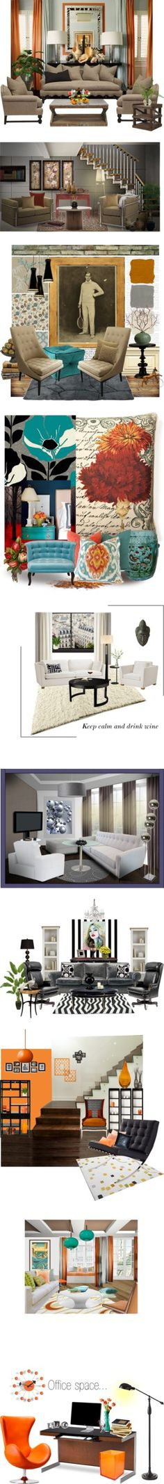 """""""Top Interior Design Sets for Oct 28th, 2012"""" by polyvore ❤ liked on Polyvore"""