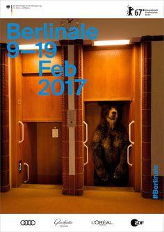 [新聞]熊出沒注意!第67屆柏林影展釋出熊逛街超萌海報 - HypeSphere