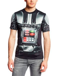 Darth Vader Performance Athletic Sublimated Costume T-Shirt