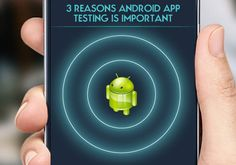 App testing is an important step before releasing any product to the Play Store or the App Store. With so much competition between different apps, you need an efficient team for Android app testing services in order to ensure success.
