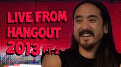 Steve Aoki Live From Hangout Music Festival 2013 Part 2/2