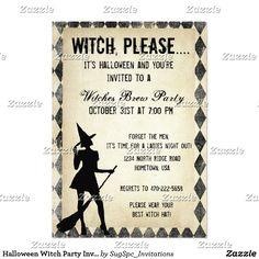 Halloween invitation adult halloween party invitation sexy costume halloween witch party invitation stopboris Images