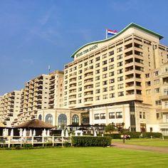Grand Hotel Huis Ter Duin in Noordwijk, Noord-Holland