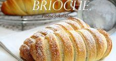 Brioche plněné čokoládou     Také rádi snídáte? A co si dáte dobrého? Dáváte přednost snídani sladké a nebo jak se říká na vidličku?     Ro... Bread, Food, Brioche, Brot, Essen, Baking, Meals, Breads, Buns