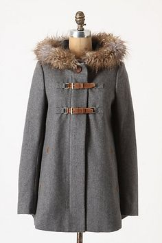 I will have this coat for the rest of my life, Timeless #Anthrofave