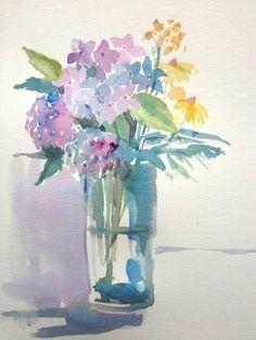 Original Watercolour Painting -