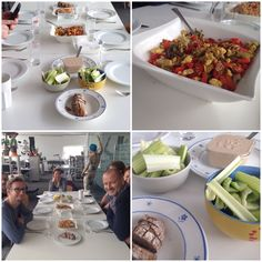 #roundtable #coworkingsalzburg #essentiae #präsentation Table Settings, Food, Foods, Meal, Table Top Decorations, Essen, Place Settings, Hoods, Meals