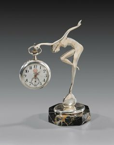 """Large Asprey London silver pocket watch """"Systeme Roskopf"""" , with Arabic numerals on the white porcelain face, with a subsidiary seconds hand..."""