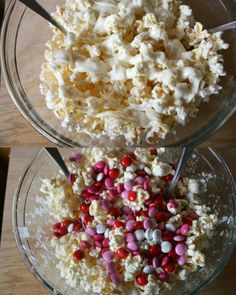 This sweet and savory popcorn will have your sweetheart begging for more. It's got all the things you love, a perfect combination: popcorn, chocolate, and m&ms! Supplies for White Chocolate Popcorn: 8 cups popped popcorn Homemade Microwave Popcorn Recipe 1... Continue Reading →