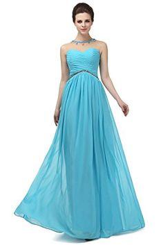 Ikerenwedding Women's Neck Beaded Chiffon Straps Evening Bridesmaid Dresses Blue US02 Ikerenwedding http://www.amazon.com/dp/B01D9QNWBK/ref=cm_sw_r_pi_dp_mXG8wb1A5ZZZZ