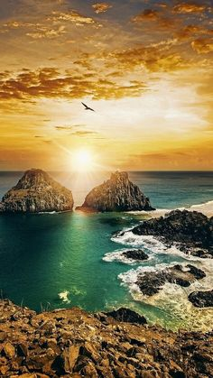 Beautiful Nature Pictures, Nature Photos, Amazing Nature, Pretty Pictures, Beautiful World, Beautiful Landscapes, Sunset Photography, Landscape Photography, Photos Voyages