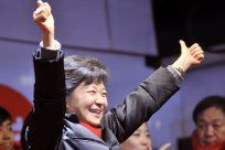 Park Wins South Korean Election.(December 19th 2012)