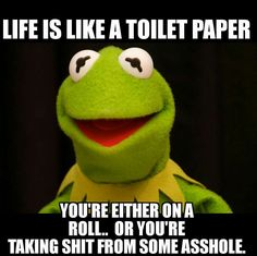 Humor Discover Life if like toilet paper Lol Haha Funny Funny Jokes Hilarious Funny Stuff Funny Shit Work Memes Work Humor Laugh Track Funny Kermit Memes, Funny Relatable Memes, Haha Funny, Funny Jokes, Hilarious, Funny Stuff, Funny Shit, Cartoon Memes, Work Memes