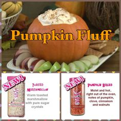 Featuring Pumpkin Bread and Toasted Marshmallow Pink Zebra Consultant, Pumpkin Fluff, Sprinkles Recipe, Pink Zebra Home, Pink Zebra Sprinkles, Scented Wax Melts, Toasted Marshmallow, Pumpkin Bread, Smell Good