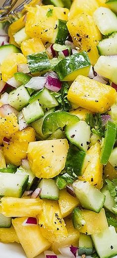 Best summer salad recipe. Eatwell101.com