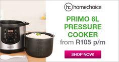 Homechoice is SA& home-shopping retailer!