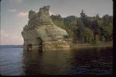 Pictured Rocks Shoreline on Lake Superior - kayak, canoe or take a guided tour boat - BUT YOU HAVE TO SEE THIS!