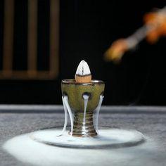 Mini Chalice Backflow Incense Burner