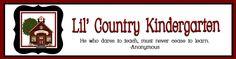 Lil' Country Kindergarten Common Core pacing guides (quarters) - 100 Days of School 💯 Kindergarten Blogs, Kindergarten Language Arts, Preschool Curriculum, Preschool Websites, Homeschool, Teacher Blogs, Teacher Resources, Teacher Stuff, Environmental Print