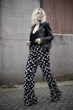 Love all the #funky #pants coming out this fall I Via Chapter Friday