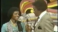 """Michael Jackson Interview with Don Cornelius on Soul Train about """"The Wiz"""" via YouTube."""