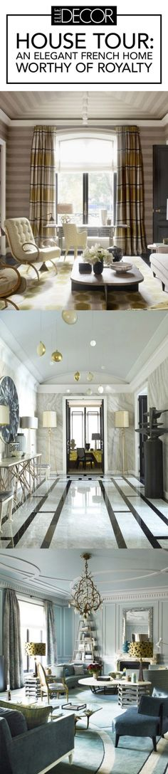 Amazing For A Middle Eastern Princessu0027 First Apartment, Designer Jean Louis Deniot  Conjures A
