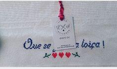 #littlestitchesportugal #handmade #handembroidery #embroidery #broderie #ricamomano #bordado #pontocruz #crossstitch #subversivecrossstitch #madeinportugal
