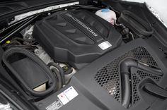2015 Porsche Macan Engine Trand Automotive