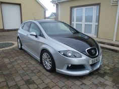 Dec 2006 Seat Leon REFERENCE SPORT 2.0 TDI - This is niiiiiice :-)