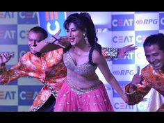 Chitrangada Singh HOT Dance In Transparent Lehenga