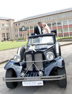 Wedding Car Hire Meath