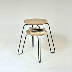 #chair #furniture Stool - Matthieu Appert
