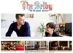 Daily Read: The Selby