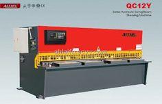Metal Sheet Hydraulic Guillotine Cutter Machine (QC12Y-6x3200) - China Hydraulic Drilling Machine;Hydraulic Shear Machine;Hydraulic Press...