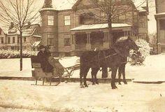 sleigh bells ringing....
