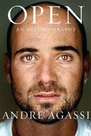 Open by Andre Agassi Take a look into the life of Andre Agassi. Open, an autobiography by Andre Agassi, expresses his bittersweet encounters in the tennis world and his life in general. Jim Courier, Martin Schoeller, Steffi Graf, Us Open, Dan Brown, Books To Read, My Books, David Foster Wallace, John Green