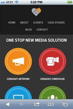 20 Mobile Web Design Inspirations based on 2013 Predicted Trends – Creative Web Design Inspirations Mobile Design Patterns, Mobile Web Design, App Design, Logo Design, Graphic Design, Web Design Examples, Creative Web Design, Website Layout, Web Layout