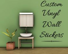 Create Your Own Wall Decal Removable Custom Wall Decals Quotes - Custom vinyl wall lettering decals
