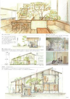 House Architecture Interior Layout 68 Ideas For 2019 Architecture Panel, Architecture Portfolio, Interior Architecture, Presentation Board Design, Architecture Presentation Board, Poster Layout, Design Competitions, House Layouts, Deco