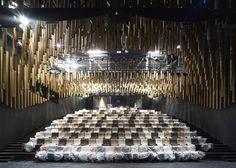 La Cité du Vin wine museum by XTU Architects, Bordeaux – France Bordeaux France, Design Blog, Store Design, Design Furniture, Wineries, Visual Merchandising, Ceilings, Architects, Chandelier
