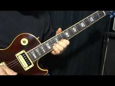 "Santana - ""Black Magic Woman"" - how to play - guitar solos lesson - YouTube"
