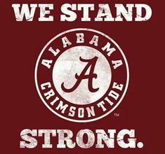 Alabama football. Roll Tide.