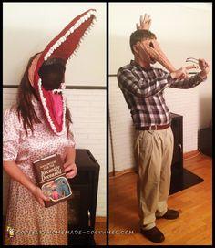 Fun diy beetlejuice with shrunken head costume pinterest creepy beetlejuice couple costume the maitlands solutioingenieria Choice Image
