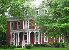 Poland, Ohio | The Inn at the Green, the local bed and breakfast.....Poland, Ohio
