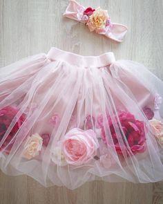 Little Girl Dresses, Flower Girl Dresses, Girls Dresses, Girl Skirts, Tutus For Girls, Flower Girls, Baby Girls, Birthday Party Outfits, 1st Birthday Girls
