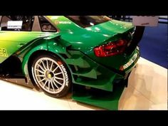 """DTM Champion 2011 - Audi A4 DTM (Walkaround @ Essen Motor Show) - YouTube """"What an awesome/crazy chunk of DTM aero kit!"""" KB"""